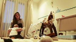 Los detalles que Sara Carbonero revela en el vídeo de 'Cuando nadie me