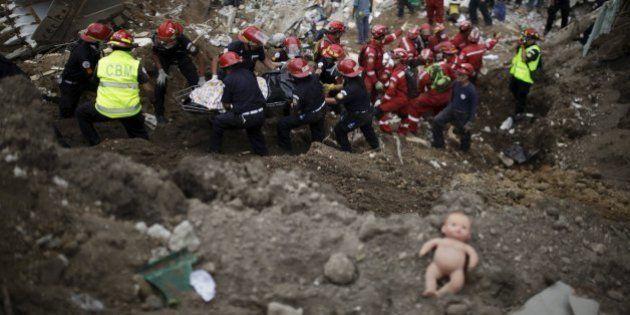 Los equipos de rescate descartan hallar supervivientes del alud en