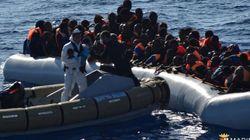 Rescate de 3.200 inmigrantes en el