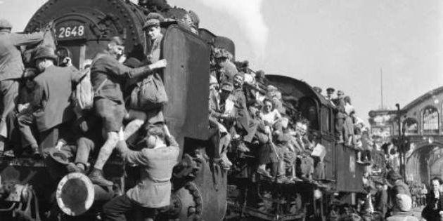 La crisis de los refugiados en contexto: cronología de las grandes migraciones en