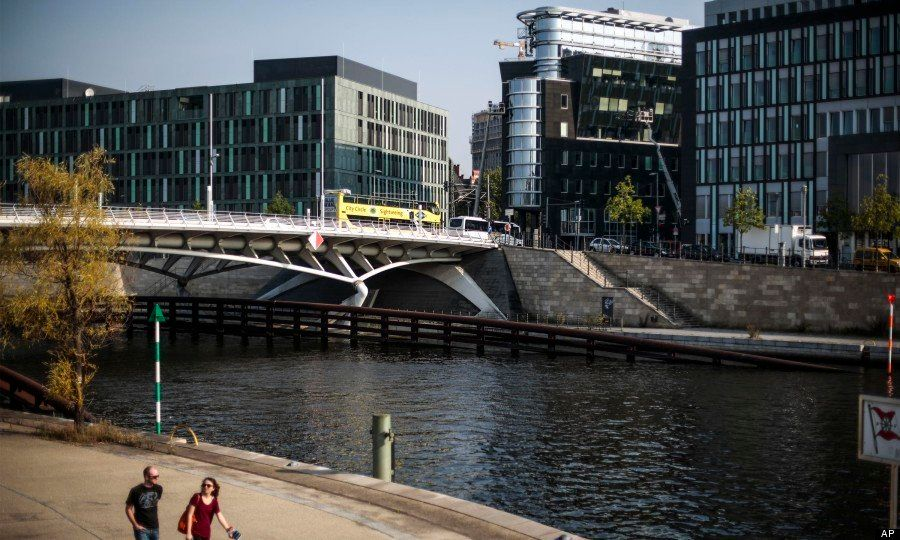 Así ha cambiado Berlín 25 años después de la caída del Muro