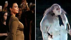 Kim Kardashian y el Pingüino de 'Batman' y otros parecidos
