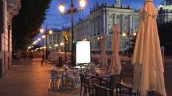Madrid ciudad fantasma: así se quedaron las calles durante el partido
