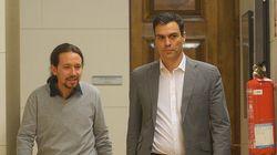 Sánchez acepta la reunión entre PSOE, Podemos, IU y
