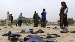 Masacre del Daesh en un campo de