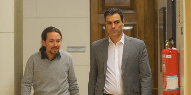 Sánchez acepta una reunión entre el PSOE, Podemos, Compromís e