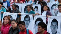 México asume que los 43 estudiantes desaparecidos en Iguala fueron