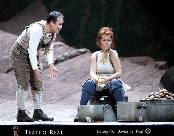 Camarena hace historia en el Teatro Real: