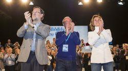Cospedal y Rajoy arropan a Monago: