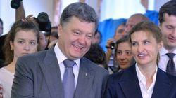 Poroshenko, 'el rey del chocolate', gana las elecciones