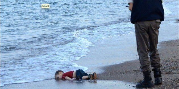 Crisis de refugiados: la foto del niño ahogado que avergüenza a