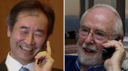 Takaaki Kajita y Arthur B. McDonald, Premio Nobel de Física