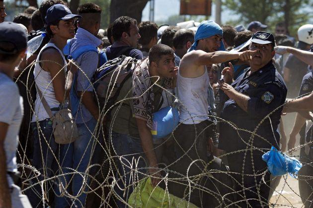 Balcanes, refugiados y patatas