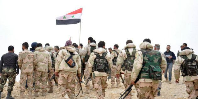 El Ejército sirio anticipa
