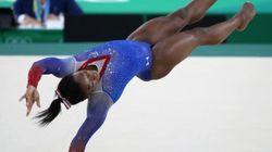 La estadounidense Simone Biles se despide de Río con oro en