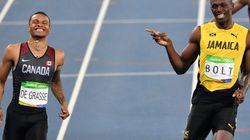 Bolt se muestra intocable en la semifinal de los 200