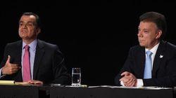 Santos y el 'uribista' Zuluaga irán a la segunda vuelta en las elecciones de