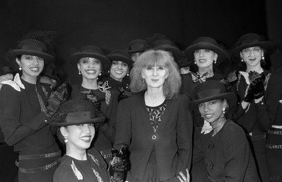 Muere la modista francesa Sonia Rykiel, 'reina del