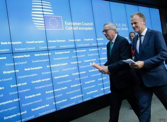 Las 5 claves del acuerdo alcanzado por la UE con el Reino