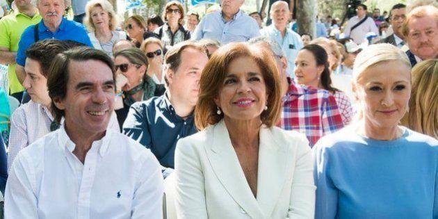 Cifuentes pide a Aznar que