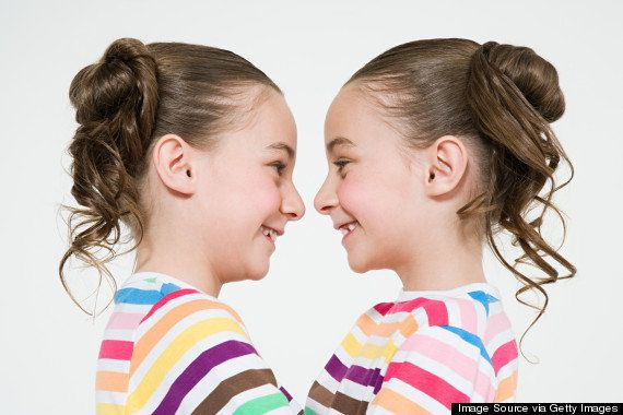 10 datos muy curiosos que hacen que los gemelos molen
