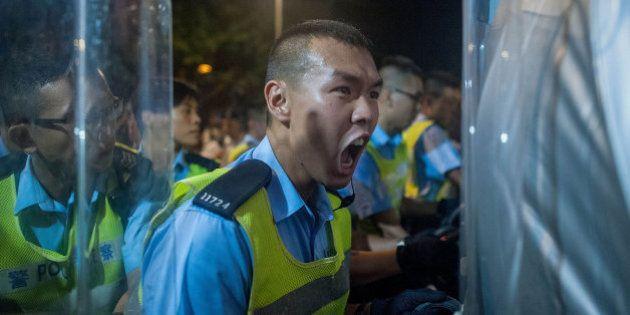 El movimiento 'Occupy Central' desafía en Hong Kong al Gobierno