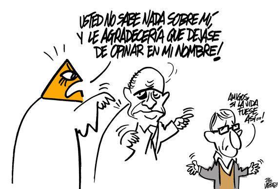Blasfemias, Fernández Díaz y el 'efecto