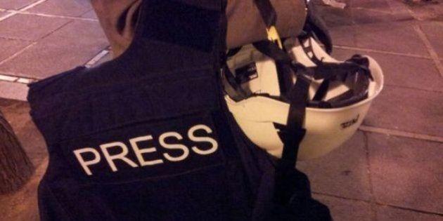 Cosidó recomienda a los periodistas llevar chaleco en las