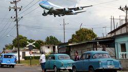 ¿Por qué el autor de la famosa foto del Air Force One en Cuba no quiso