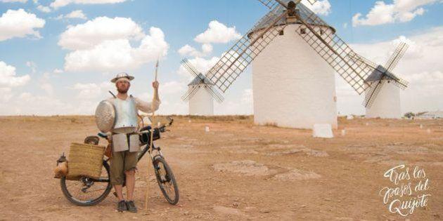 Tras los pasos del Quijote: cómo emular al caballero andante cambió la vida de este