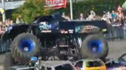 Dos muertos y decenas de heridos por un 'monster-truck' en Holanda