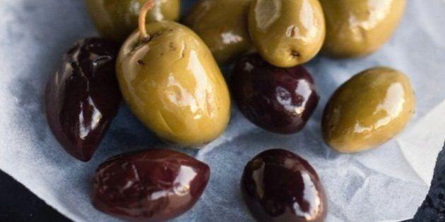 ¿En qué se diferencian las aceitunas verdes de las