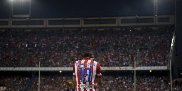 Diego Costa, convocado con la selección española de