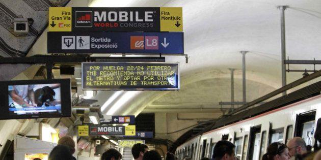 Los sindicatos abandonan la negociación y habrá huelga de metro durante el