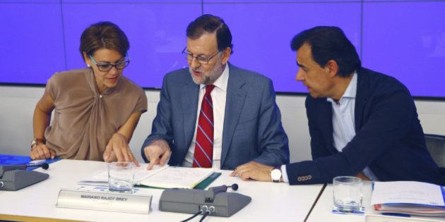 Maillo insta a C's a votar sí a Rajoy para que el PSOE no pacte con Podemos e