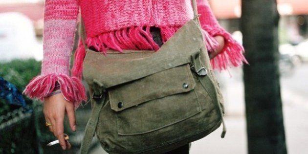 El bolso no debe superar el 5% del peso de la persona que lo