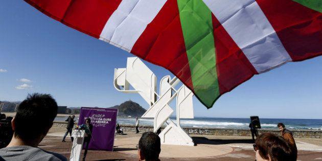 Podemos defiende en Euskadi el