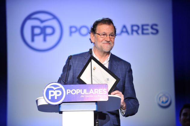 Rajoy y el dinosaurio de