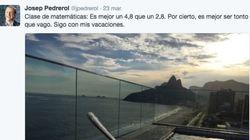 La alabada respuesta de Javier Clemente a este tuit de Josep