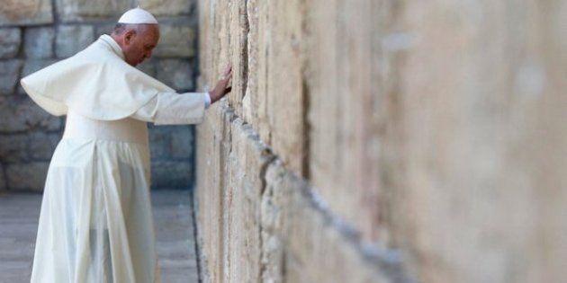 La visita del papa a Tierra Santa, en 17
