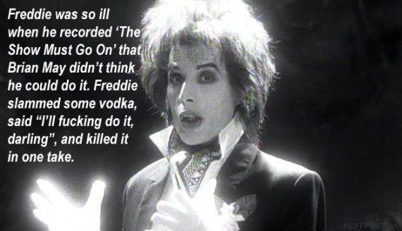 16 veces en que Freddie Mercury fue el hombre más genial de toda la faz de la