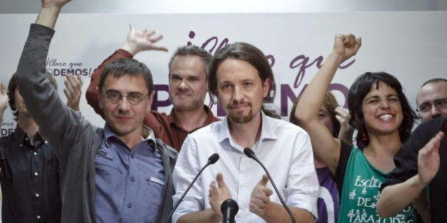 El éxito de Podemos, en 5