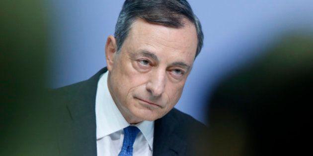El BCE revisa a la baja los pronósticos de crecimiento para