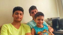 Los niños de Siria: