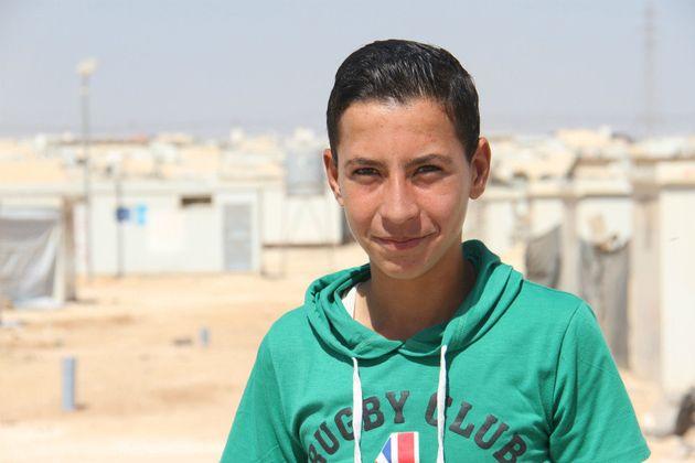 Los niños de Siria hablan: