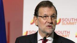 El ¿original? regalo que Vox ha llevado a Rajoy a la sede del