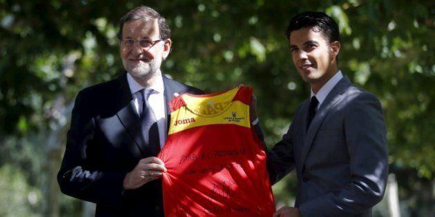 El marchador Miguel Ángel López aconseja a Rajoy que tenga los