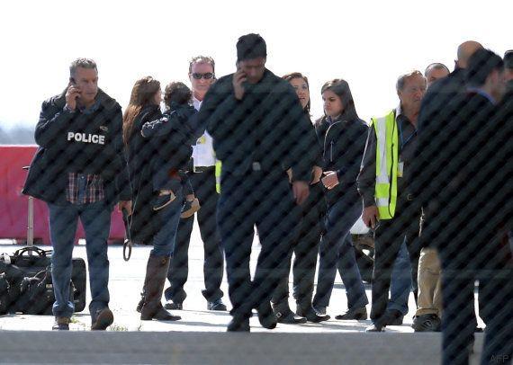 Concluye el secuestro del avión de EgyptAir con la detención del