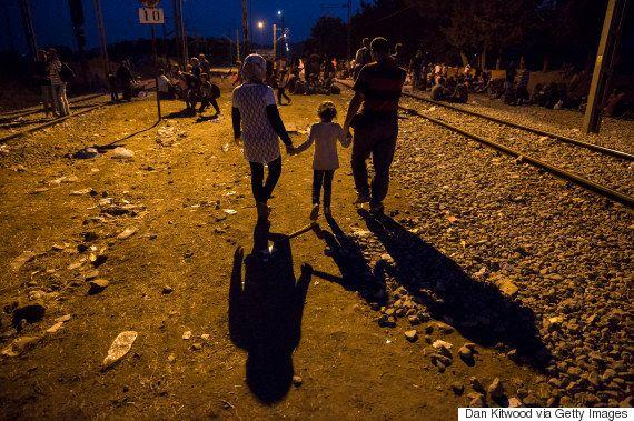 La crisis de refugiados que no es