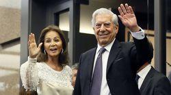 Vargas Llosa celebra su 80 cumpleaños entre amigos, políticos y